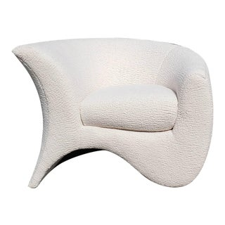 Vladimir Kagan for Directional Hurricane Chair For Sale