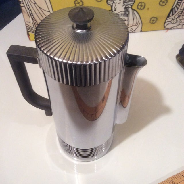 Chase Art Deco Coffee Service For Sale - Image 5 of 8