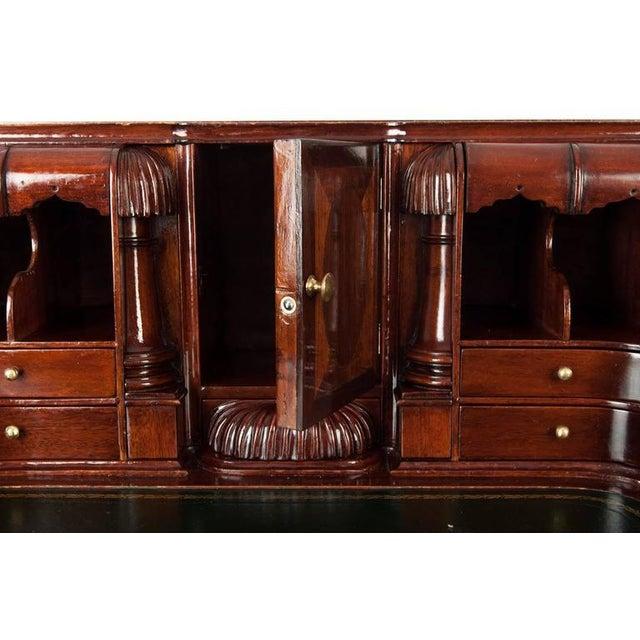 Wood Secretary Desk For Sale - Image 4 of 6