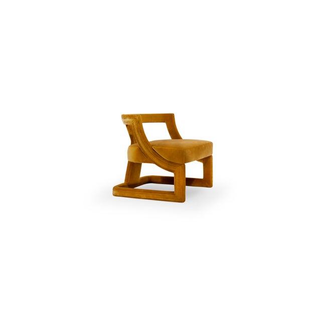 Covet Paris Batak Bold Armchair For Sale - Image 4 of 10