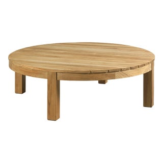 Century Furniture Docklands Outdoor Cocktail Table For Sale