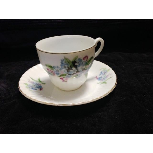 Vintage China Cup and Saucer - Image 2 of 6