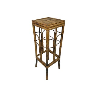 Tall Rattan Plant Stand For Sale