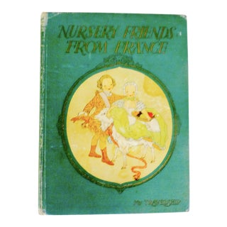 1927 Nursery Friends From France Book