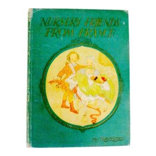 1927 Nursery Friends From France Book