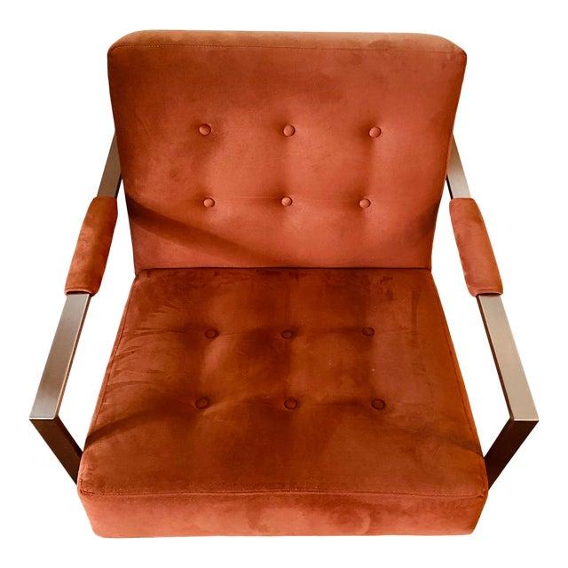 Milo Baughman for Thayer Coggin the 1937 Armchair For Sale