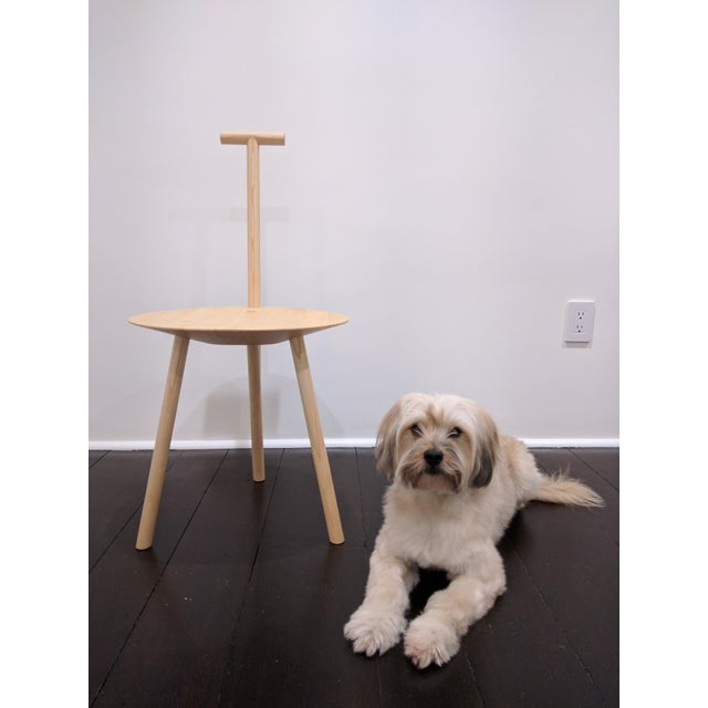 Ash Faye Toogood Spade Chair For Sale - Image 7 of 10