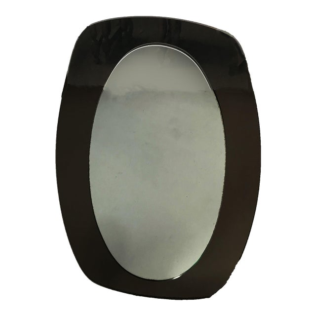 Vintage 1960s Italian Veca Mirror For Sale