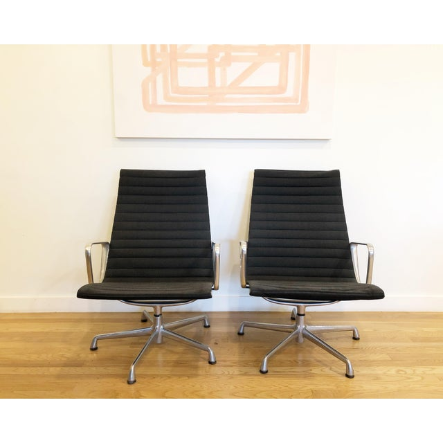 "Vintage Herman Miller Eames ""Group"" Chair - A Pair For Sale - Image 9 of 9"