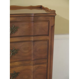 John Widdicomb French Style 5 Drawer High Chest Preview