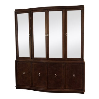 Thomasville Bogart Bel Air Collection China Cabinet For Sale