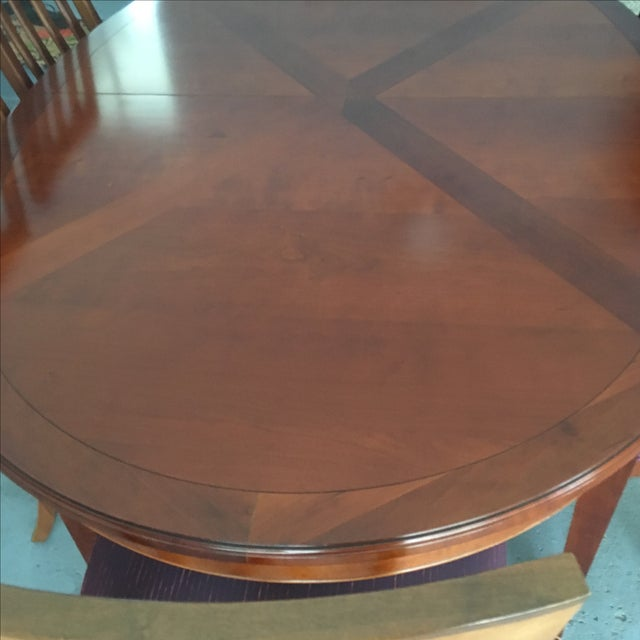 Grange France Dining Table With Six Chairs - Image 5 of 10