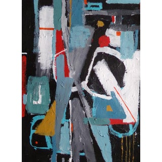Abstract Painting Original Contemporary Art by Brian Elston For Sale