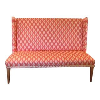 Lee Furniture Coral Upholstered Loveseat
