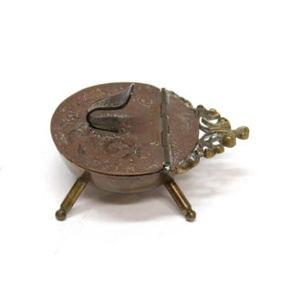 Victorian Style Ashtray Preview