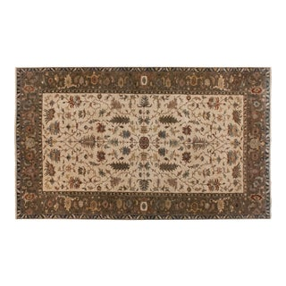 "New Indian Serapi Design Carpet - 11'10"" X 20' For Sale"