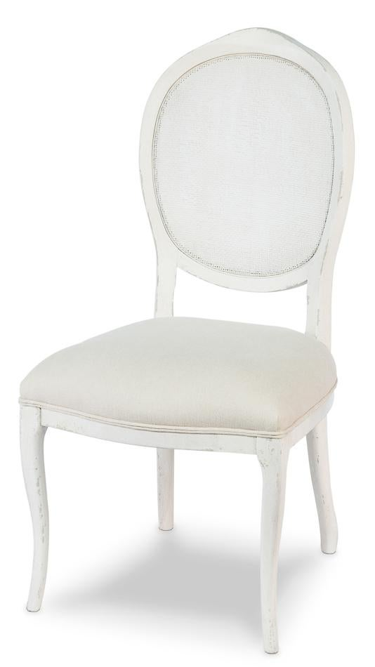 Sarreid Ltd Abrella French Style Caned Beechwood Dining Chairs  Set Of 4    Image 2
