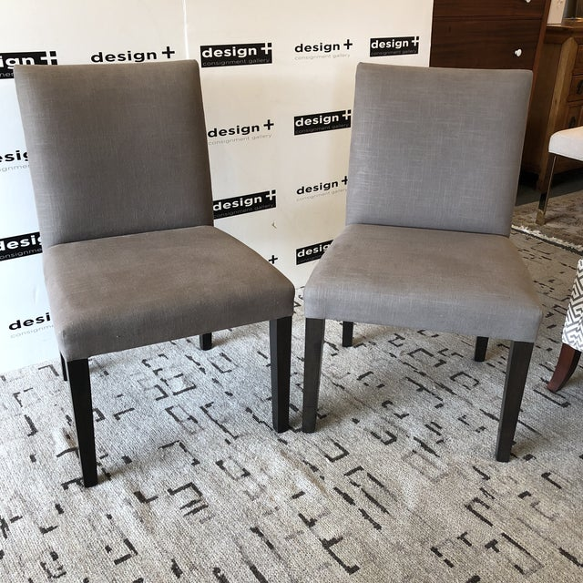 New Dutch Side Chairs by Beverly Furniture, a Pair For Sale - Image 11 of 11