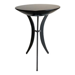 Century Furniture Harlem Chairside Table For Sale