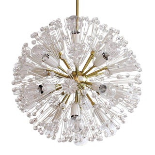 Emil Stejnar for Nikoll Chandelier For Sale