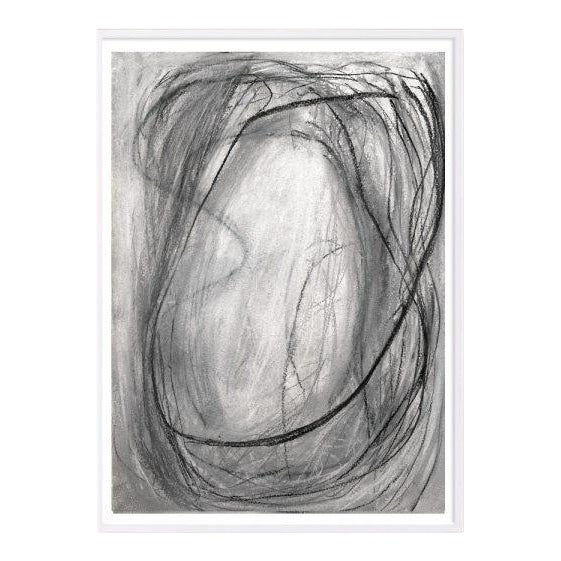 """""""Infinity Drawings No. 1"""" Unframed Print For Sale"""