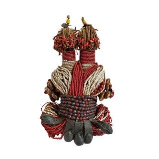 Fali Beaded Twin Doll For Sale