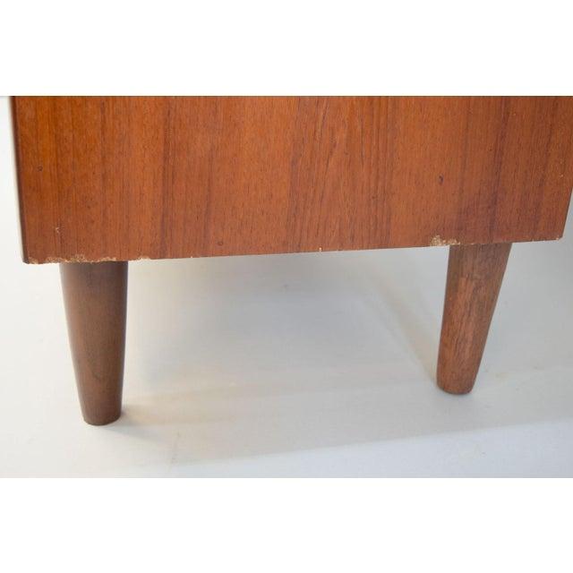 Kai Kristiansen Danish Teak Bow-Front Dresser - Image 11 of 11