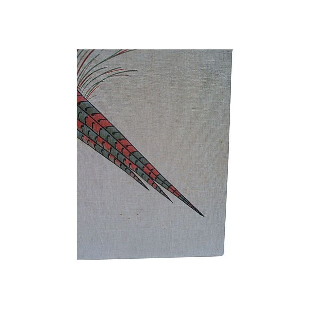 Vintage Pheasant Wall Hanging - Image 5 of 7