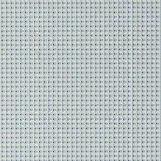 Sample - Schumacher X David Oliver Milo Wallpaper in Spruce Blue For Sale