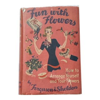 Fun With Flowers Book For Sale