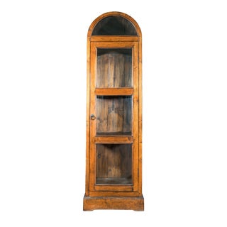 Rustic Style Ventana Cabinet For Sale
