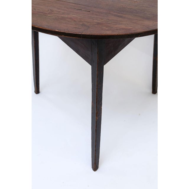 Large Pine Cricket Table For Sale - Image 4 of 13
