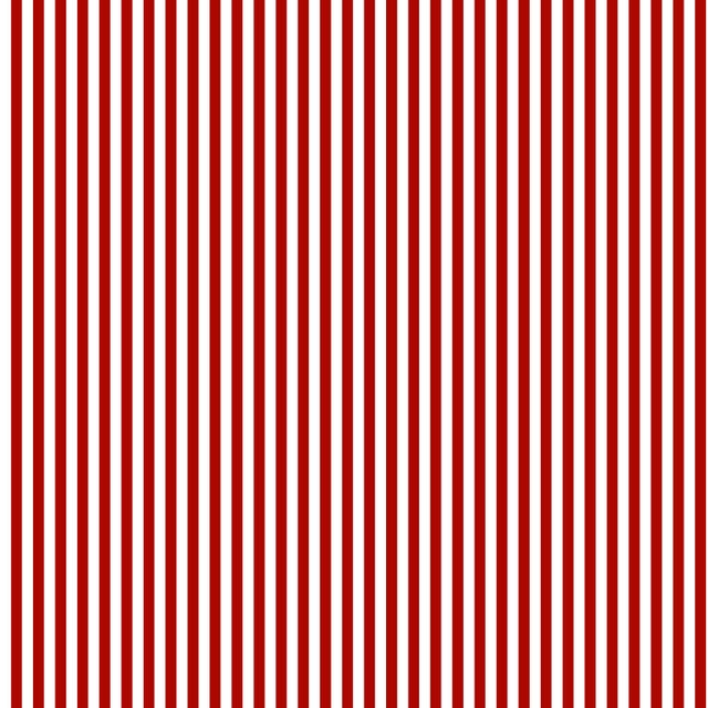 Not Yet Made - Made To Order Camel Back Dining Chair in Candy Stripe Red Oga For Sale - Image 5 of 7