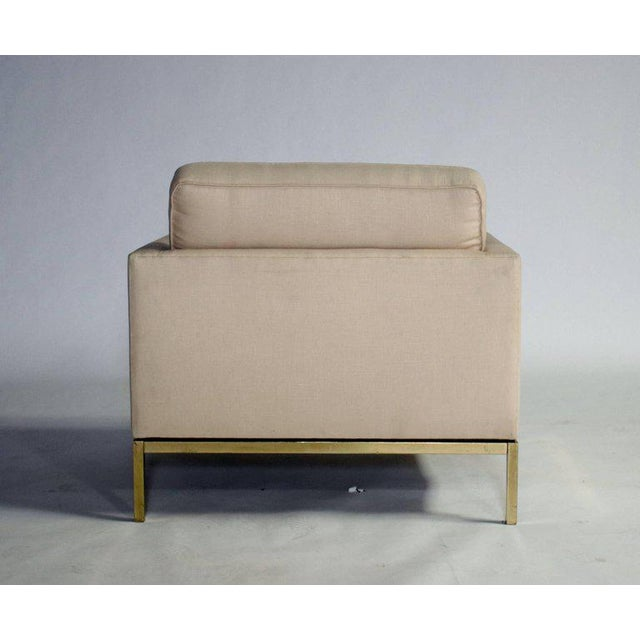 1960s Florence Knoll Armchair For Sale - Image 5 of 8