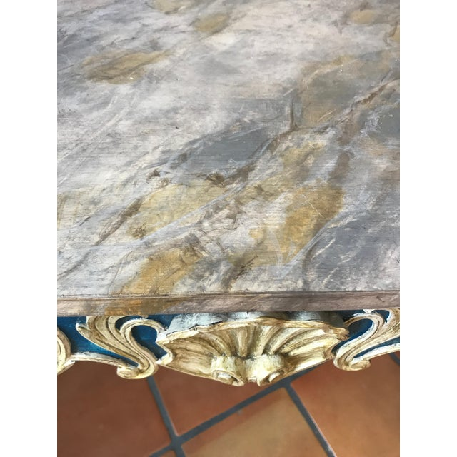 Painted 1920s Console Table - Image 8 of 10
