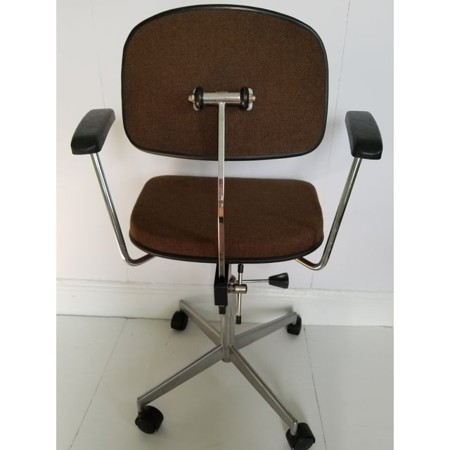 Labofa Mid-Century Modern Desk Chair For Sale In New York - Image 6 of 13