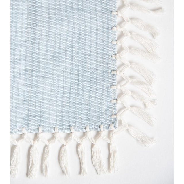 Serenity Sencillo Napkins - Set of 4 - Image 3 of 5