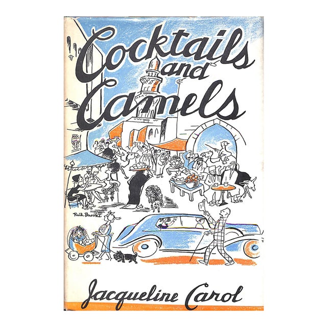 """Cocktails and Camels"" Book For Sale"