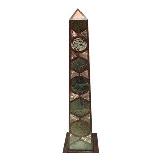 Mailand Smith Obelisk, Signed For Sale