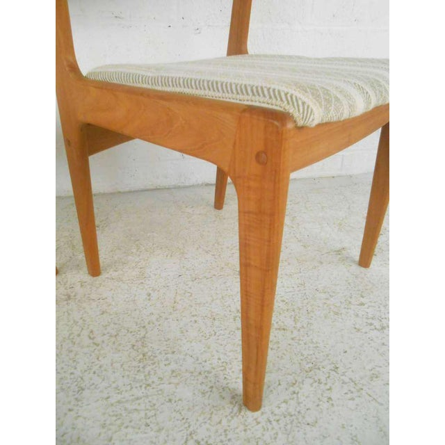 Danish Modern Dining Chairs - Set of 6 For Sale - Image 9 of 9