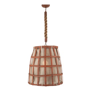 Suzanne Kasler for Visual Comfort Aronson Lanterns / Chandeliers - a Pair For Sale