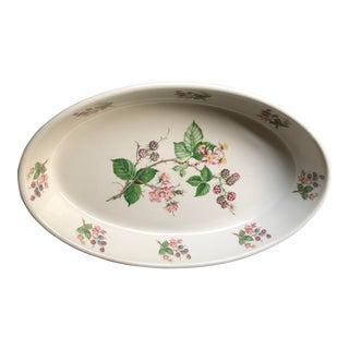 Vintage Portmeirion Oval Baking Dish