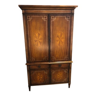 Abc Carpet & Home Armoire Cabinet For Sale