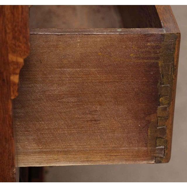 Carved Embellishment Oak Dresser - Image 6 of 10