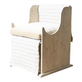Quarles Sled Grey Wash Chair