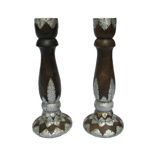 Tribal Candlesticks For Sale