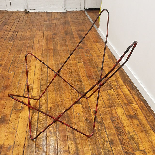 Iron Butterfly Chair Frames - Image 7 of 7
