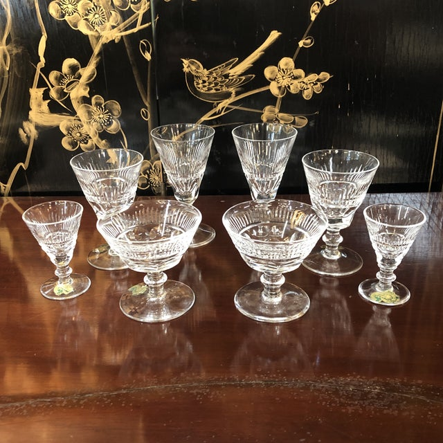 Waterford Mourne Cocktail Glasses - Set of 8 For Sale - Image 10 of 10