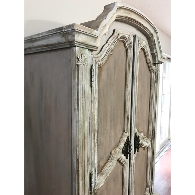 Stanley Wardrobe Armoire - Image 9 of 11
