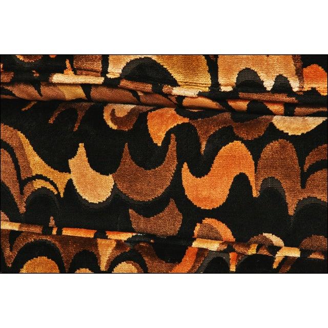 Mid-Centuryack Lenor Larsen Upholstered Loveseat - Image 10 of 11